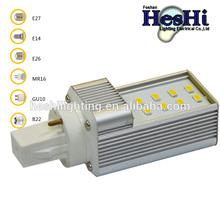 CE 5w -10w 48pcs smd 5630 2pin led g24