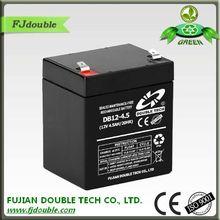 lead acid 12v 4.5ah battery for security & alarm & cctv