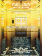 Passenger Elevator Lift shaft hoistway 1600kg 21persons