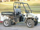 diesel powered utv