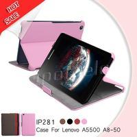 tablet protective case for lenovo A5500 A8-50 durable