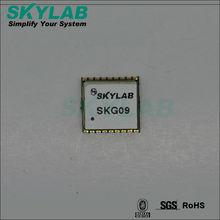 Skylab embedded GPS wireless module SKG09 Smallest GPS Wireless Positioning Module