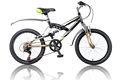 tiger 20 polegadas 6 velocidades bicicleta dupla suspensão de fábrica na china