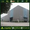 prefabricated light steel structural steel frame workshop