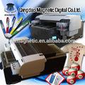 Textil y t- shirt de la impresora, de superficie plana de la impresora impresora textil directa