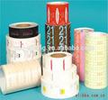 selo removível adesivo etiquetas para sacosdeplástico