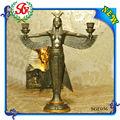 egípcio sge056 isis permanente estátua estatueta escultura