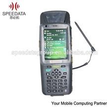 super smart 13.56mhz rfid reader mobile phone scanner gps gis ip65