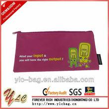hot golf pencil bag zipper pencil bag kids pencil bag