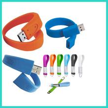 Silicon usb bracelet,promotional silicon usb bracelet.waterproof usb bracelet,silicon wristband usb flash drive