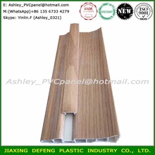 PVC Plastic Wood Wall Clapboard Siding