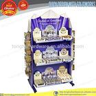 metal Display Boxed Gemstones & Rocks luxury jewelry stand