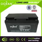 Environment friendly maintenance free high capacity 12v 100ah ups external battery