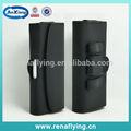 horizontal de bolsa del teléfono celular caso para el iphone 5 hecho en china