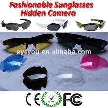 Fashionable 1080P Full HD Sunglasses Camera,Hidden Camera Sunglasses