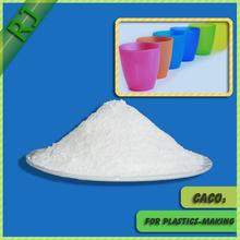 Calcium carbonate fillers and more calcium carbonate specification