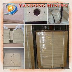 outdoor insulation fire board / vermiculite board