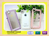 cat Catlike DIAMOND CRYSTAL BLING pearl silicone CASE COVER for iphone 5 5s 4 4s