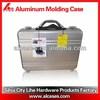 aluminium portfolio case aluminum anodized