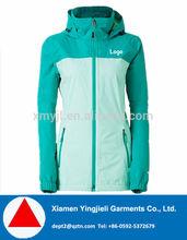 2014 high fashion womens waterproof clothing