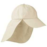 Ear Muff Mantle Cloak Baseball Cap with Back Flap Wholesales