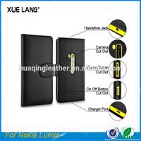 Black Mobile Phone Case Cover for Nokia Lumia