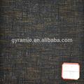 Fios tingidos slub tecido 100%rami para jeans