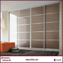 polished interior well organized wardrobe furniture