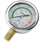 oil filled precision pressure gauge