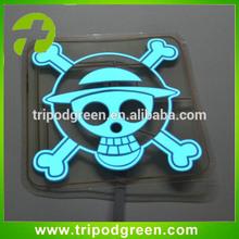 el sound active car sticker,el equalizer car sticker