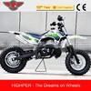 50cc 2 stroke Kick Start Kids Gas Dirt Bike with KTM engine