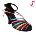 danza española baratos zapatos zapatos de baile de salón de baile de las niñas zapatos de baile latino