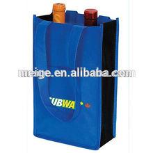 insulated cooler bag/cooler bag/wine cooler plastic bag