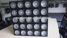 Popular New Arrival Panel Dot Led Blinder Matrix Light 25*30W