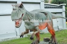 Zigong dinosaur Landscape animatronic dinosaur manufacturer of foam dinosaur