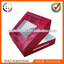 Dongguan paper cardboard birthday cake boxes