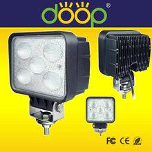 High brightness 50W 10-30V square auto cree led work light for cars