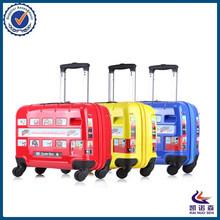 Candy Color School Bag Trolley
