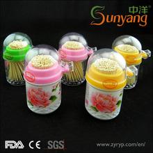 Sunyang Fancy HOT Flower wedding toothpicks