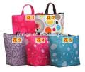 Auditoría bsci fábrica bolso más fresco/bolsa de hielo del refrigerador de vino/coca cola un bolso más fresco