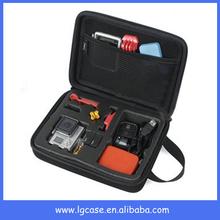 plastic equipment anti-dust tool case with foam insert