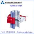 parafuso weco hammer união para selos