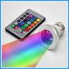 3w E14 DMX RGB led heat resistant led spotlight led downlight small 5w