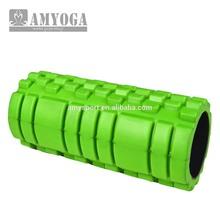 new design EVA + PVC tube hollow foam roller
