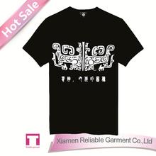 100% hemp t-shirt wholesale plain hemp t-shirt/ cheap plain t-shirts