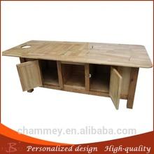 cute nice brand cheap salon facial table wood massage cushion