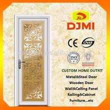 Bathroom Door With Special And Modern Design, Entry Door Glass Inserts M316