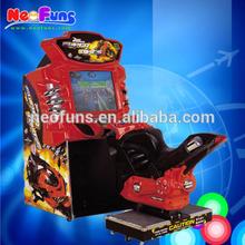 2014 hot sale Simulator racing machine,arcade car racing game,super bike game
