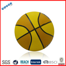 BSCI audited / hot sale custom high quality size 3 rubber basketball