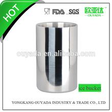 stainless steel wine cool bucket
